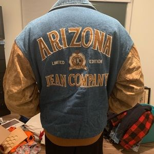 Vintage Arizona jeans denim jacket